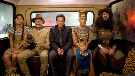 Μια Νύχτα Στο Μουσείο 3: Το Μυστικό Του Φαραώ