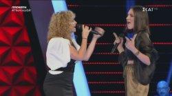The Voice of Greece 2019 | Ντουέτο Ελεωνόρας | 27/09/2019