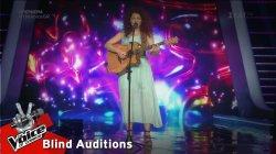Ελπίδα Γαδ - Sodate   1o Blind Audition   The Voice of Greece