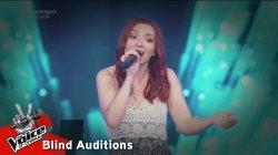 Έβελυν Τσάβαλου - Αφού το θες | 2o Blind Audition | The Voice of Greece