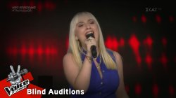 Χαρά Σπυροπούλου - California Dreamin | 2o Blind Audition | The Voice of Greece