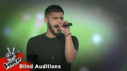 Αλέξανδρος Καλατζής - Ο Μπάμπης ο Φλου   5o Knockout   The Voice of Greece