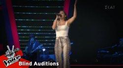 Ειρήνη Αγαπητού - Τόσα Καλοκαίρια  | 5 o Live | The Voice of Greece