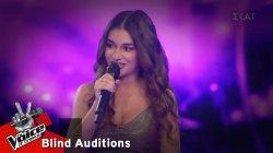Έρρικα Σοτερή - Crazy   5o Live   The Voice of Greece