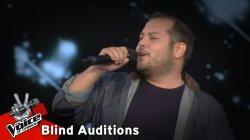 Γιώργος Γιακουμάκης - Να πας | 7o Blind Audition | The Voice of Greece