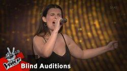 Μελίσα Κυριάκου - Clown | 7o Blind Audition | The Voice of Greece