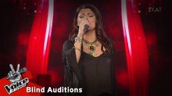 Ρωξάνη Κοντού - Μη με συγκρίνεις | 9o Blind Audition | The Voice of Greece