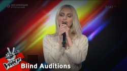 Άντρεα Σάββα - Sway | 3o Blind Audition | The Voice of Greece