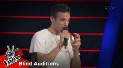 Σταύρος Αλέξανδρος Παπαδάκης - Duele el Corazon | 5o Knockout | The Voice of Greece
