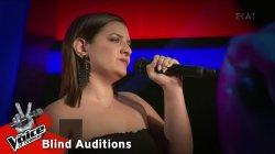 Ταμάρ Μπαρσαμιάν - Εξωτικό χαρμάνι | 10o Blind Audition | The Voice of Greece