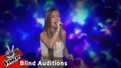 Αγγελική Τσιχλόγιαννη - Πετάω | 4o Blind Audition | The Voice of Greece