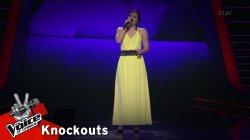 Ειρήνη Αγαπητού - Μην τον ρωτάς τον ουρανό / All Alone I Am | 2o Knockout | The Voice of Greece