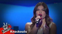 Αλεξάνδρα Αξιώτη - Και Ξαφνικά | 4o Knockout | The Voice of Greece