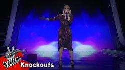 Δέσποινα Αλμπανίδου - Τώρα κι εγώ θα ζήσω | 2o Knockout | The Voice of Greece