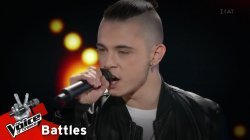 Αναστάσιος Τσολακίδης - You are the only One | 3o Knockout | The Voice of Greece