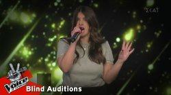 Ανδρομάχη Δημοπούλου - Παρέα | 14o Blind Audition | The Voice of Greece