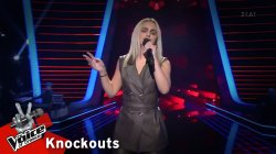 Άντρεα Σάββα  - This Mountain | 1o Knockout | The Voice of Greece