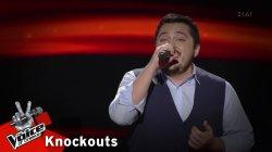Αριστοτέλης Νήρας - Πέρασε ένα καλοκαίρι | 4o Knockout | The Voice of Greece