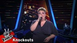 Ειρήνη Ασημοπούλου - Μπαρμπαγιαννακάκης  | 2o Knockout | The Voice of Greece