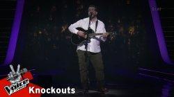 Μανώλης Μπρίμπος - Ο Αχιλλέας απ' το Κάιρο | 2o Knockout | The Voice of Greece