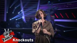 Γεωργία Δανιηλίδου - Dancing On My Own | 2o Knockout | The Voice of Greece