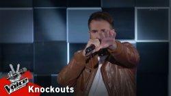 Αποστόλης Διαμαντόπουλος - The Handler | 1o Knockout | The Voice of Greece