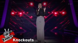 Erika Soteri - Stronger Than Me | 1o Knockout | The Voice of Greece