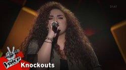Δήμητρα Φράγκου - Νύχτα Στάσου | 4o Knockout | The Voice of Greece