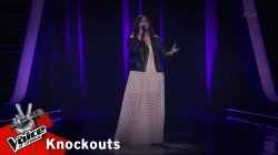 Μαλβίνα Γερμανού - Human | 2o Knockout | The Voice of Greece