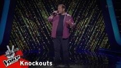 Γιώργος Γιακουμάκης - Ήτανε λάθος μου | 2o Knockout | The Voice of Greece