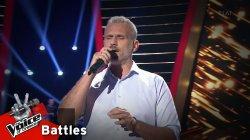 Γιώργος Στραβουδάκης - Ήλιε μου σε παρακαλώ | 3o Knockout | The Voice of Greece