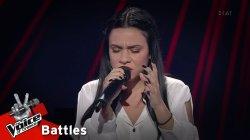 Κωνσταντίνα Κορδούλη - Πρόσωπα | 3o Knockout | The Voice of Greece