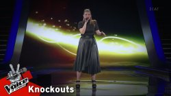 Ανδρομάχη Κοσκερίδου - Addicted to You | 2o Knockout | The Voice of Greece