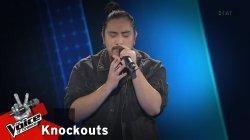 Άρνελ Λάγκεν - Για το καλό μου | 1o Knockout | The Voice of Greece
