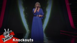 Louise Du Toit - Just Walk Away | 2o Knockout | The Voice of Greece