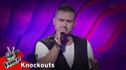 Μάκης Μέρας - Τώρα τι να το κάνω | 4o Knockout | The Voice of Greece
