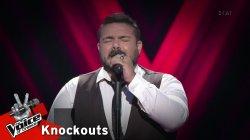 Μάνος Μακρόπουλος - Και δεν μπορώ | 2o Knockout | The Voice of Greece