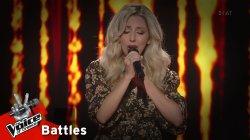 Κατερίνα Μελίτη - Τι ειν'αυτό που το λένε αγάπη | 3o Knockout | The Voice of Greece