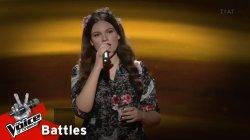 Νικολέτα Κίτσιου - Πιάσε με | 3o Knockout | The Voice of Greece