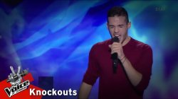 Σταύρος Αλέξανδρος Παπαδάκης - Bailando | 2o Knockout | The Voice of Greece