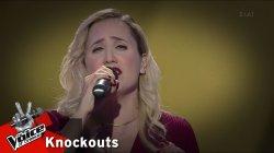 Χριστίνα Πέκρη - Αν είναι η αγάπη αμαρτία | 4o Knockout | The Voice of Greece