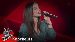 Πέννυ Παπαγεωργίου - Δεν υπάρχουν άγγελοι | 4o Knockout | The Voice of Greece
