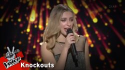 Σόνια Ηλιάδη - I don't mean a thing | 4o Knockout | The Voice of Greece