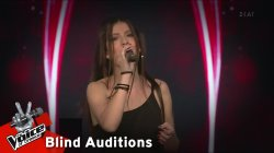 Μαρία Στεφάνου - Promises | 12o Blind Audition | The Voice of Greece