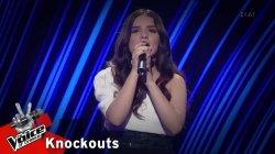 Γεωργία Θεοδούλου - Κοίτα εγώ | 4o Knockout | The Voice of Greece