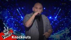 Νίκος Βανέσης - Δεν ξέρω γιατί | 2o Knockout | The Voice of Greece