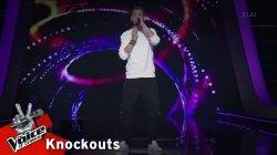 Νίκος Χατζηδημητρίου - Τι να Θυμηθώ | 2o Knockout | The Voice of Greece