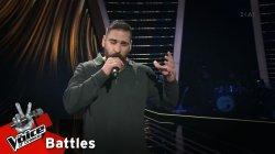 Κώστας Χειλάς - Η Τίγρη | 3o Knockout | The Voice of Greece