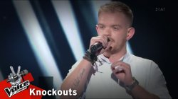 Πέτρος Ζέρβας - Δεν Μπορώ | 4o Knockout | The Voice of Greece