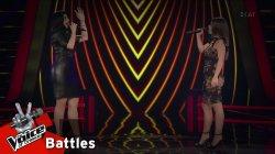Κωνσταντίνα Παπαστεφανάκη vs Αλεξάνδρα Αξιώτη - Επιτέλους | 2o Battle | The Voice of Greece